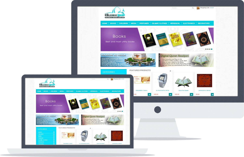 تصميم المتاجر الالكترونية - عرب نيوتك