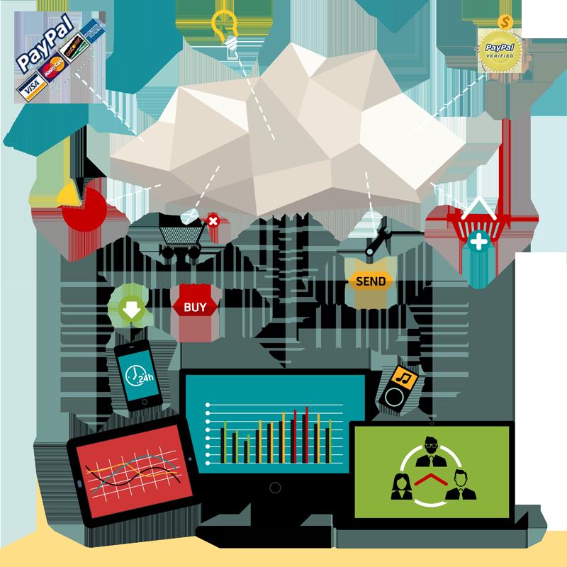 دورة تصميم المواقع